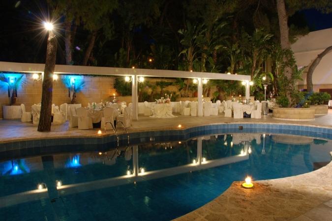 Hotel Eden Park Mare Italia