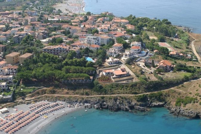 Hotel Club Guardacosta Mare Italia
