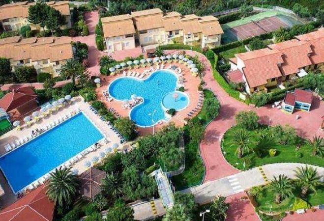 Villaggio Club La Pace Mare Italia