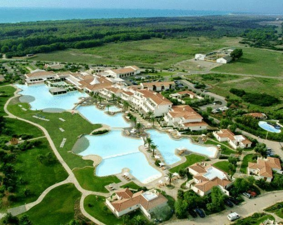Argonauti Club Resort Mare Italia