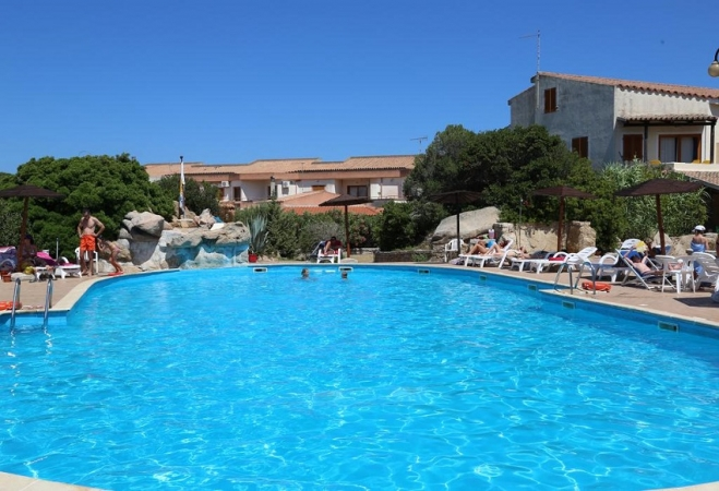 Club Esse Residence Capo D'Orso Mare Italia