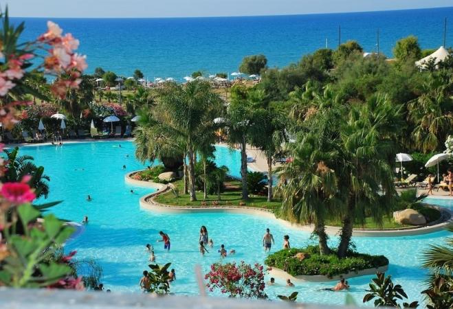 Acacia Resort - Parco dei Leoni Mare Italia