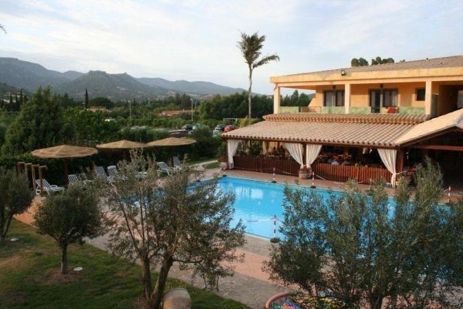 Hotel Le Zagare Mare Italia
