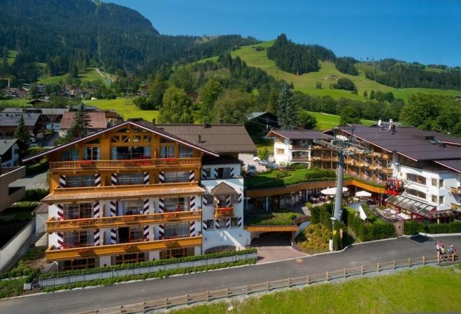 Hotel Kaiserhof Montagna Austria