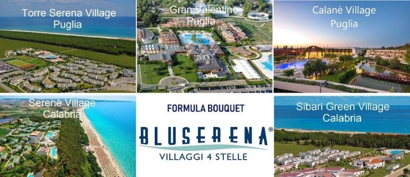 Bluserena Formula Bouquet 4 Mare Italia