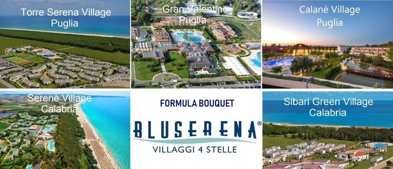 Bluserena Formula Bouquet 3 Mare Italia