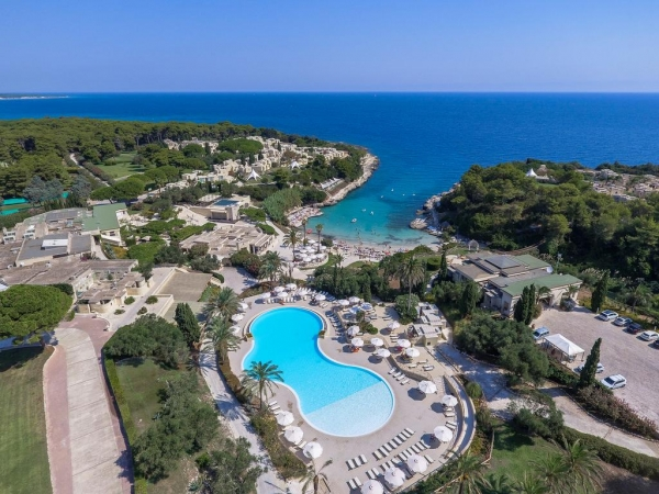 Le Cale d'Otranto Mare Italia