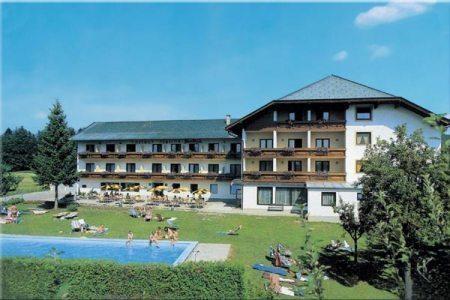Hotel Fantur Montagna Austria Estate