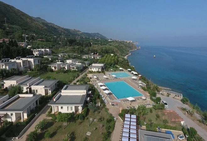 Villaggio Le Rosette Mare Italia
