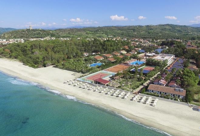 Hotel Campania Sul Mare Pensione Completa