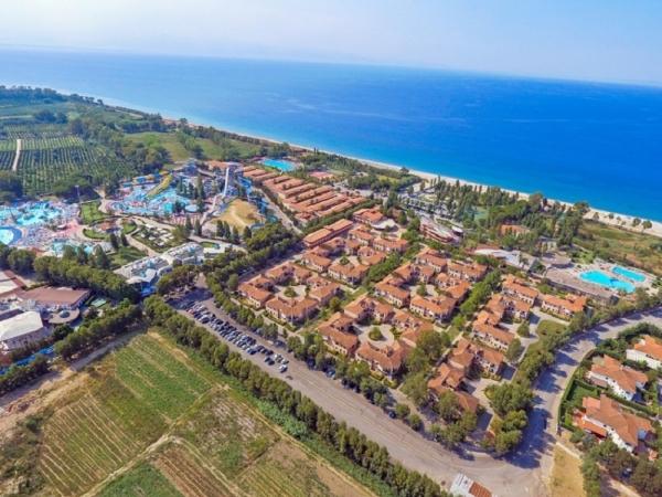 Villaggio Club Itaca Nausicaa Mare Italia