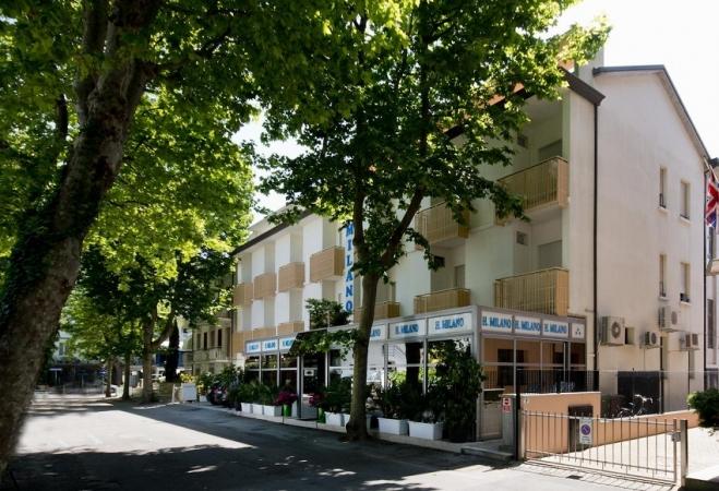 Hotel Milano Mare Italia