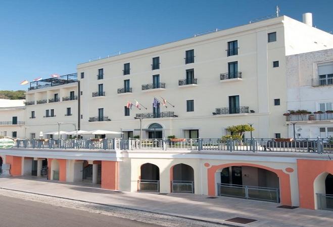 Grand Hotel Meditteraneo Mare Italia