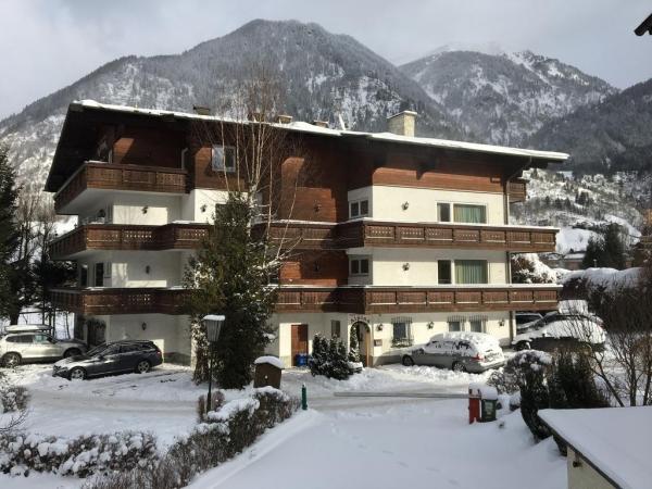 Appartamenthaus Alpina Montagna Austria