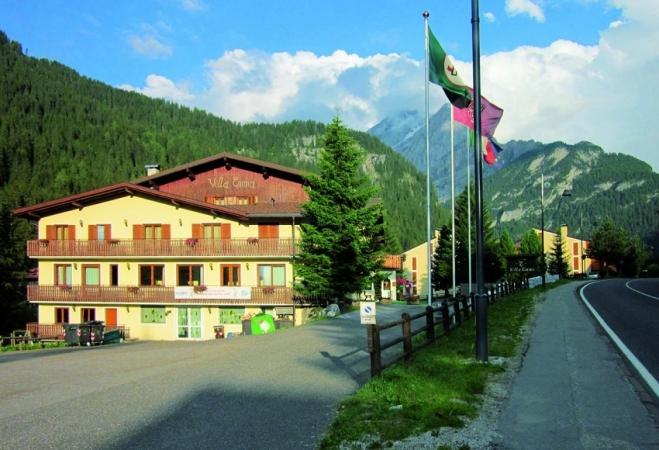 Hotel Villa Emma Montagna Italia Estate