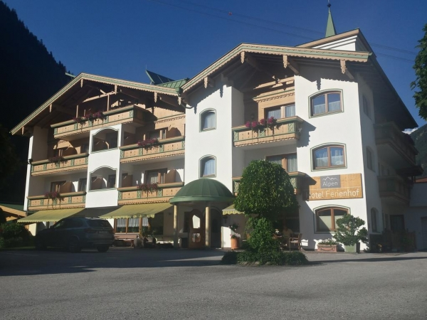 Alpen Ferienhof Montagna Austria Estate