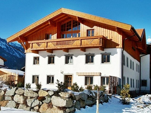 Appartement Holzknecht Montagna Austria