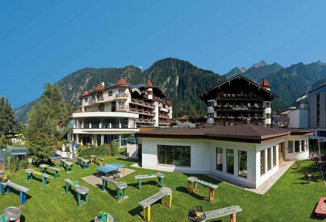Fun & Spa Hotel Strass Montagna Austria Estate
