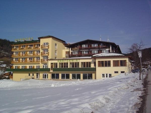 Harmony Hotel Harfenwirt Montagna Austria Estate