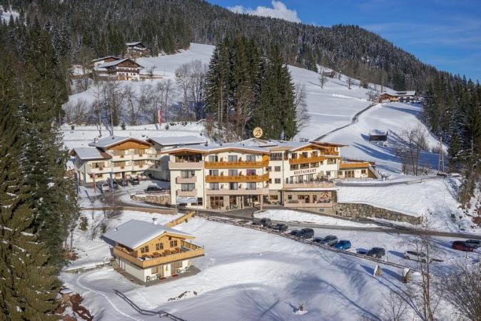 Hotel Berghof Montagna Austria