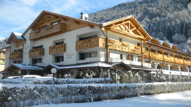 Hotel Europeo Alpine & Wellness Montagna Italia - Inverno