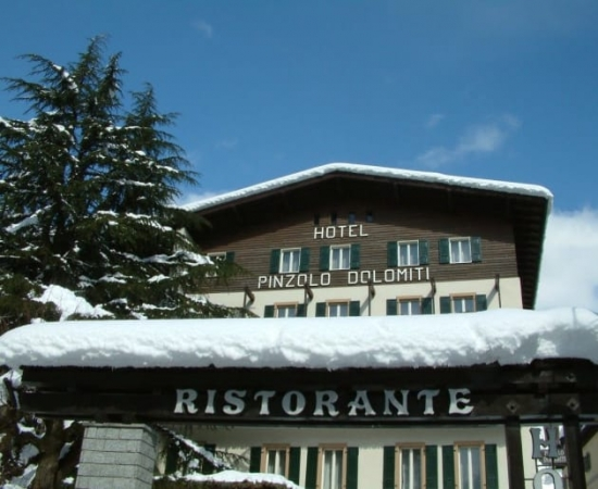 Hotel Pinzolo Dolomiti Montagna Italia - Inverno