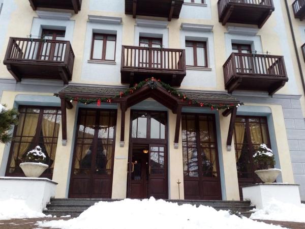 Palace Pontedilegno Resort Montagna Italia - Inverno