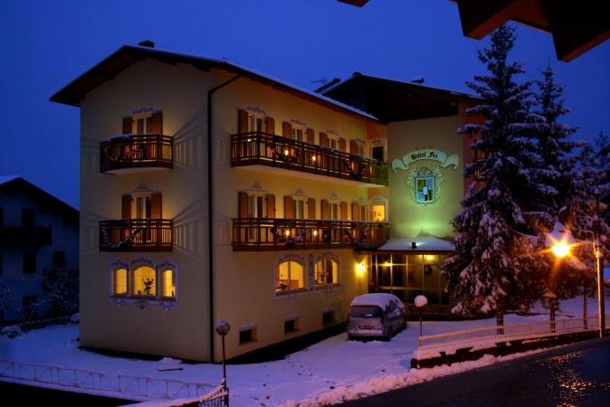 Hotel Fai Montagna Italia - Inverno
