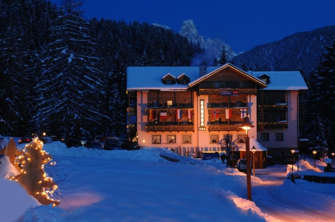 Hotel Canada Montagna Italia - Inverno