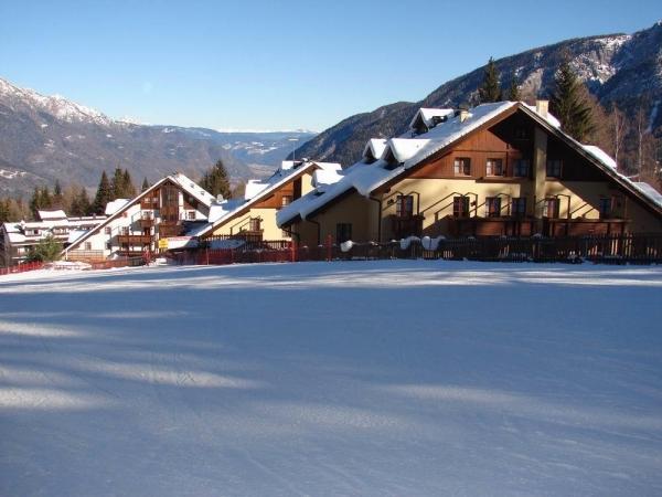 Residence Club Nevesole Montagna Italia - Inverno