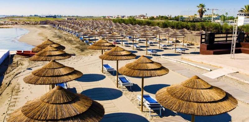 African Beach Hotel Mare Italia