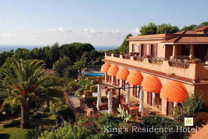 King's Residence Hotel Mare Italia