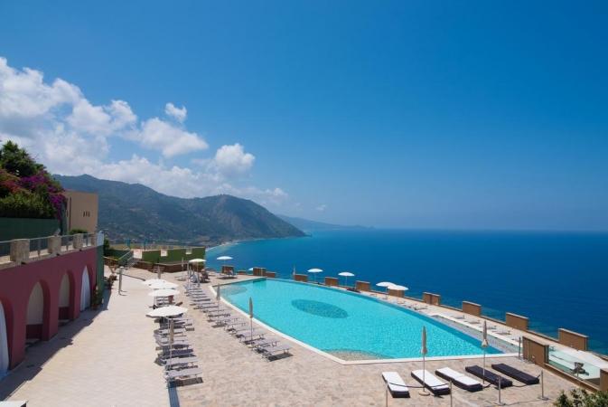 Hotel Avalon Sikanì Mare Italia