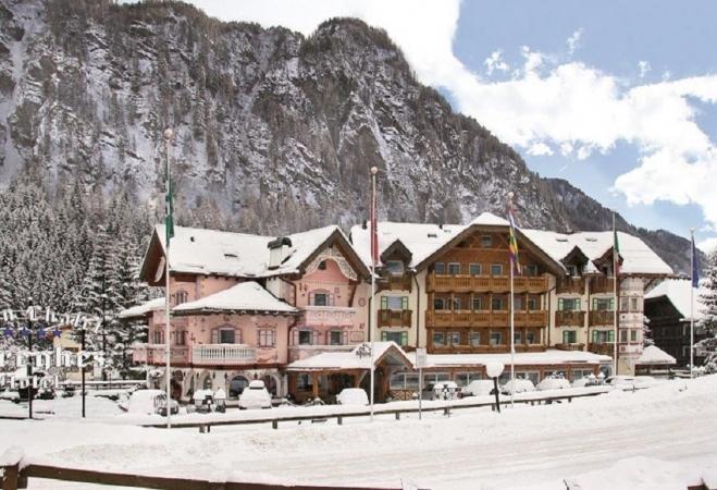 Hotel & Club GC Soreghes Montagna Italia - Inverno