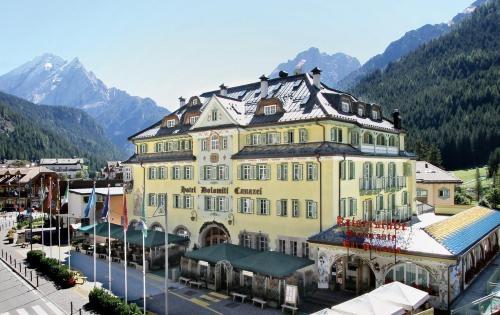 Schloss Hotel & Club Dolomiti Montagna Italia - Inverno