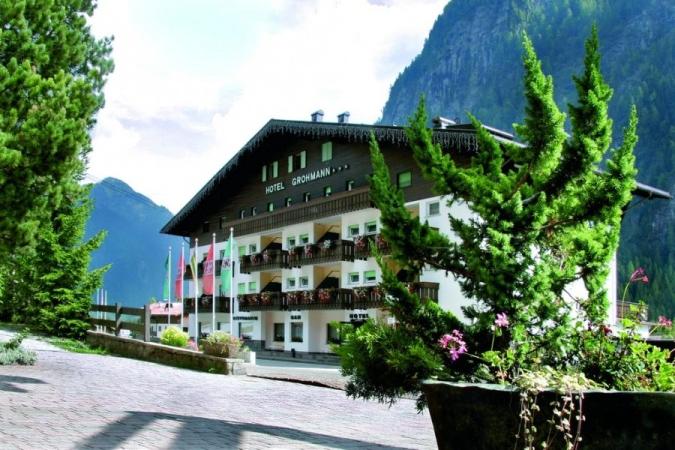 Hotel & Club Grohmann Montagna Italia - Inverno