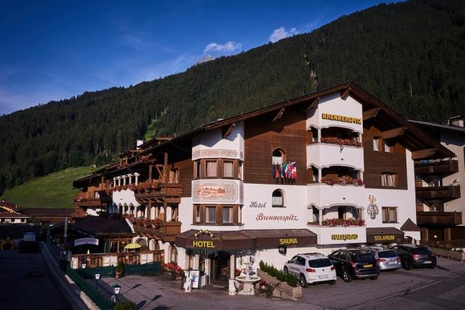 Hotel Brennerspitz Montagna Austria