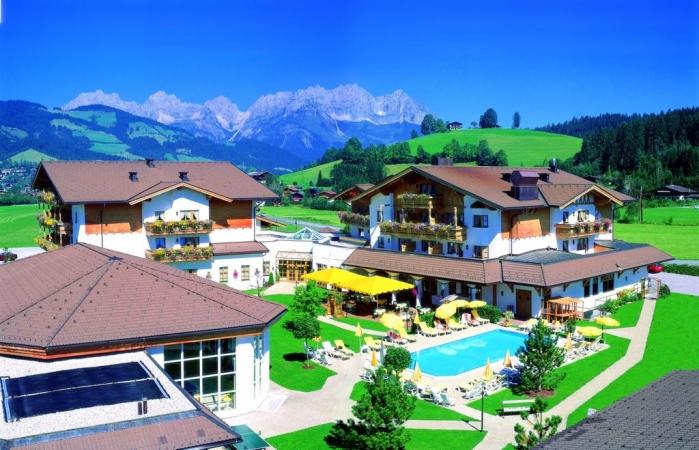 Lisi Family Hotel Montagna Austria