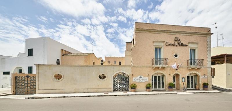 Corte di Nettuno Mare Italia