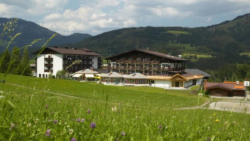 Sporthotel Fontana Montagna Austria
