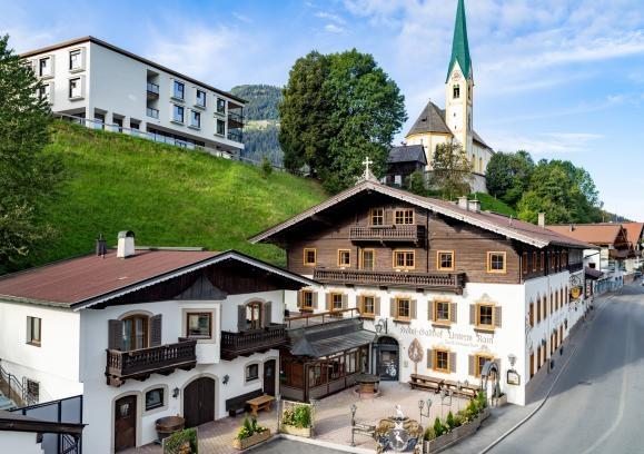 Alpen Glück Hotel Unterm Rain Montagna Austria