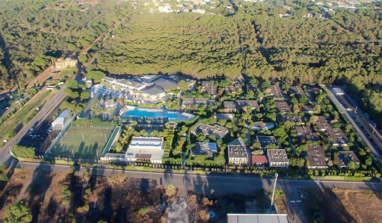 Magna Grecia Hotel Village Mare Italia
