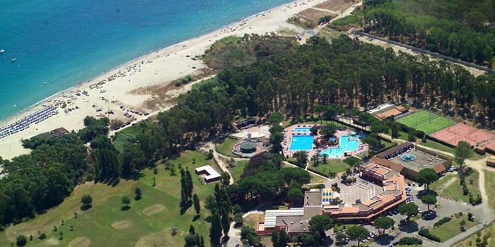 Santandrea Resort Mare Italia