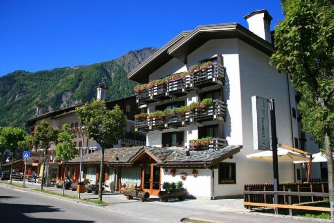 Hotel Les Jumeaux Montagna Italia Estate