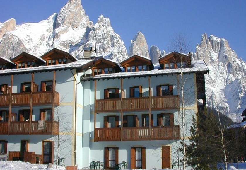 Relais Club Residence, San Martino di Castrozza - Trentino