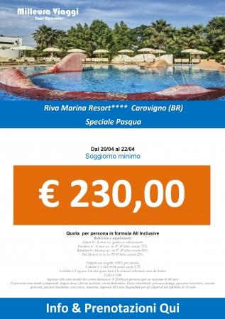 Riva Marina Resort  - Puglia Mare Italia