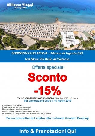 Robinson Club Apulia Mare Italia