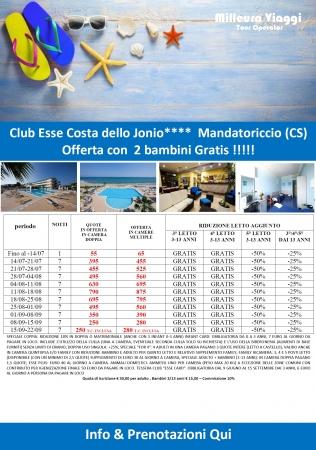 Costa dello Jonio - Calabria Mare Italia