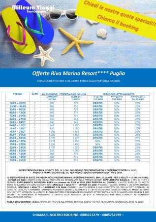 Riva Marina Resort Mare Italia