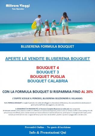 Offerte Bluserena Bouquet Mare Italia